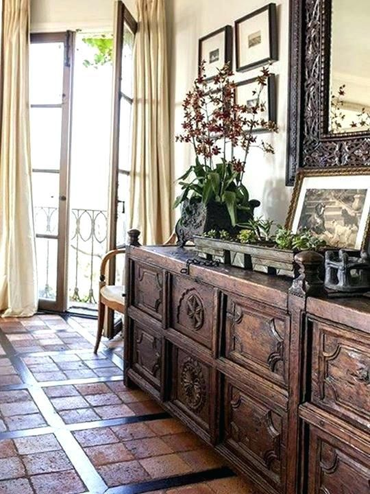 spanish home interiors brilliant colonial interior design style