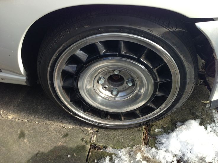 Clio 16v ph1 wheels (turbines)