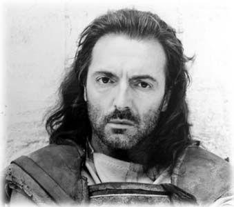 Armande Assante as Odysseus