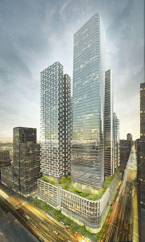 Australia 108 #tower | Cotee Parker #Architecture Firm