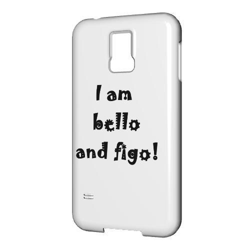 Cover premium for Samsung Galaxy S5 24,99 € #chepakko #design #sayitwithatshirt  #italian #word #sayng #citazioni #bellofigo #cool #fashion  #funny  #idea #mobile #cover #samsung #cases #original