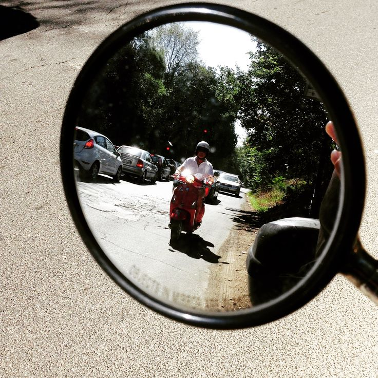 A Vespa tour allows you to see much more in a day! Learn. Live. Love. Rome