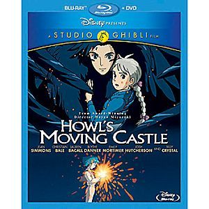From Academy Award-winning director Hayao Miyazaki (</i>Spirited Away</i>) comes <i>Howl's Moving Castle</i>. Now available for the first time on Disney Blu-ray, it soars like never before with a new HD digital transfer!