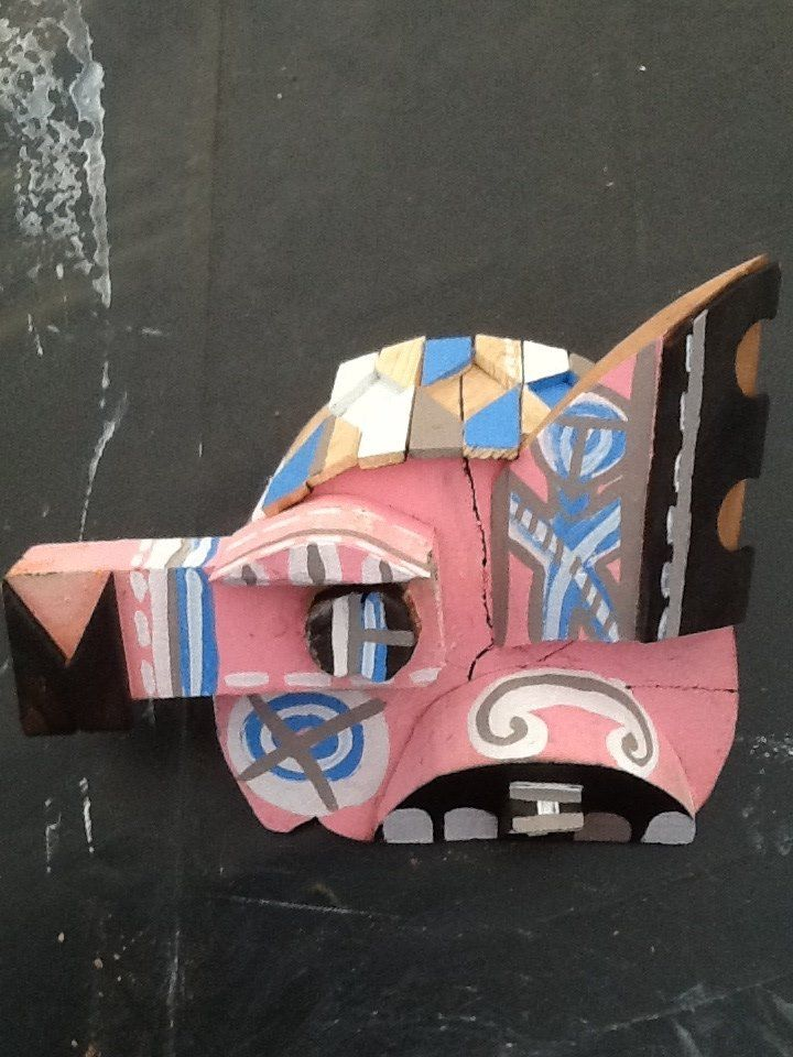 Assemblage Face 4