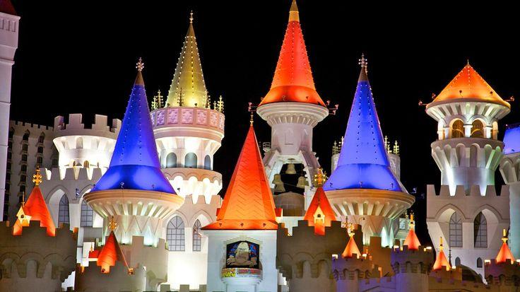 Excalibur Casino, Las Vegas.