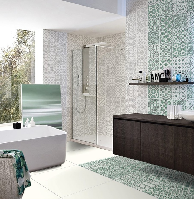 Decorative Tiles For Bathroom 16 Best Decorative Tiles Images On Pinterest  Bathroom Tiles And