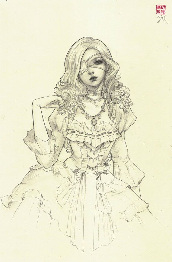 Wow <3 so pretty, just so you know ^-^ I didn't draw this.