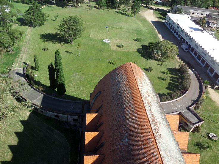 Vista desde la Torre.