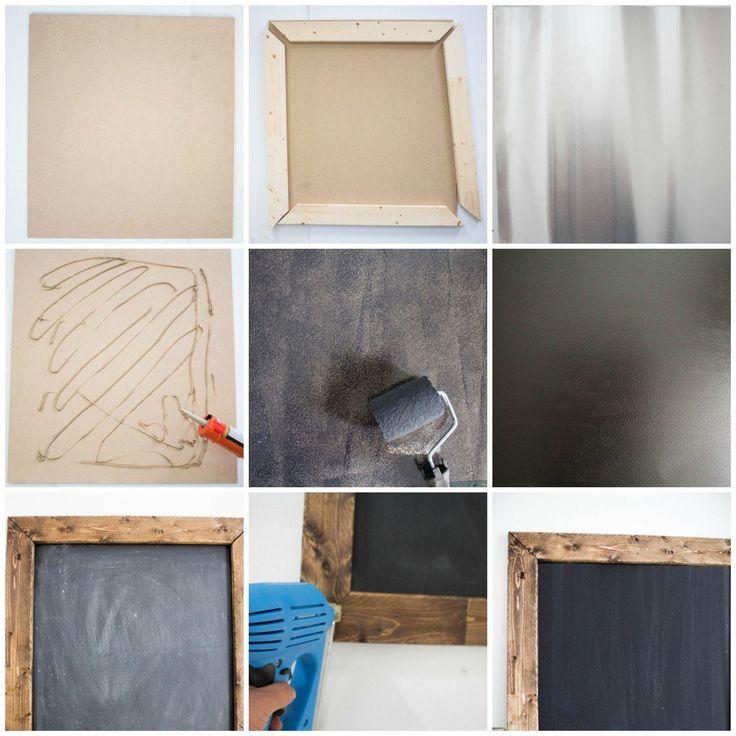 Best 25 Chalkboard Paint Walls Ideas On Pinterest: Best 25+ Magnetic Chalkboard Ideas On Pinterest