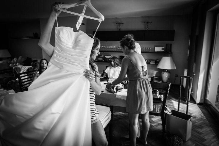 Documentary Wedding Photography in Budapest