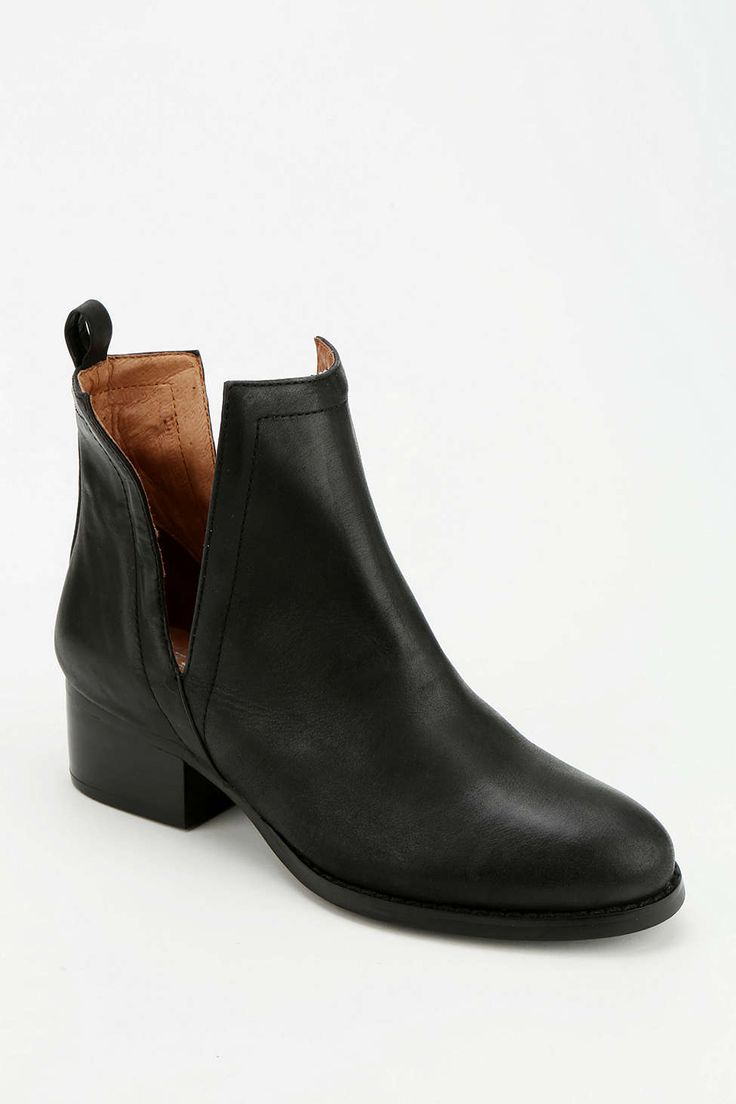 jeffrey cbell oriley cutout ankle boot