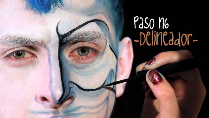 Falabella Colombia Makeup para Halloween: Hades