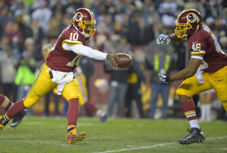 Washington is seeking an upset of Philadelphia at FedEx Field in the final meeting this season between the NFC East teams.