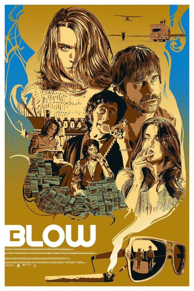 Blow - Stephen Sampson (aka The Dark Inker) ----