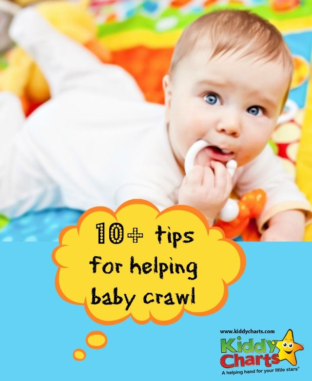 Tummy time is often something that we are encouraged to do to help baby crawling - we have tips on what to do with tummy time, but also other ideas for encouraging crawling from around the web. Come on and get that baby moving!