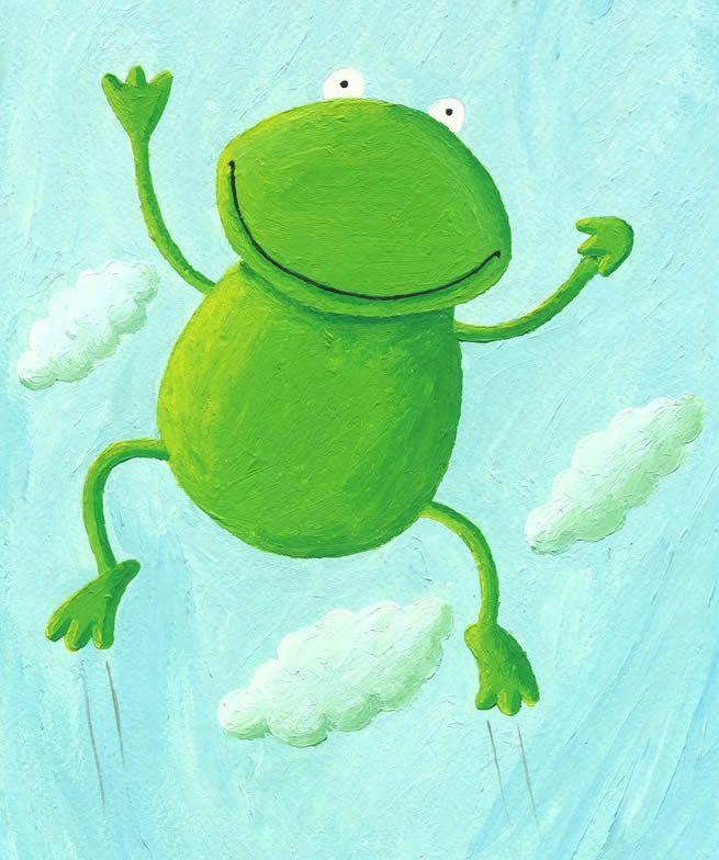 cuento de la rana