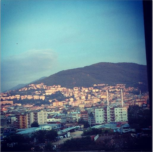 Good morning beautiful Bursa …  #sheraton #bursa #sheratonbursa #hotel #goodmorning #good #morning #Monday #uludag #mountain #view #betterwhenshared