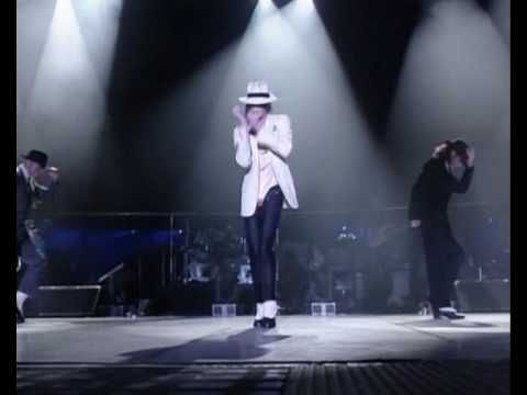 Michael Jackson Cool Moves & Moonwalk