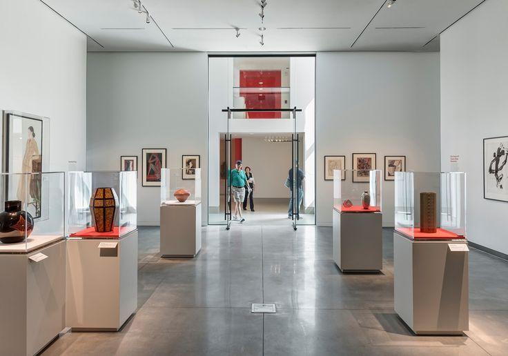 Centro de Arte Asiático, Museo de Arte John y Mable Ringling, Universidad Estatal de Florida, Sarasota, Florida - Machado Silvetti - © Anton Grassl/Esto