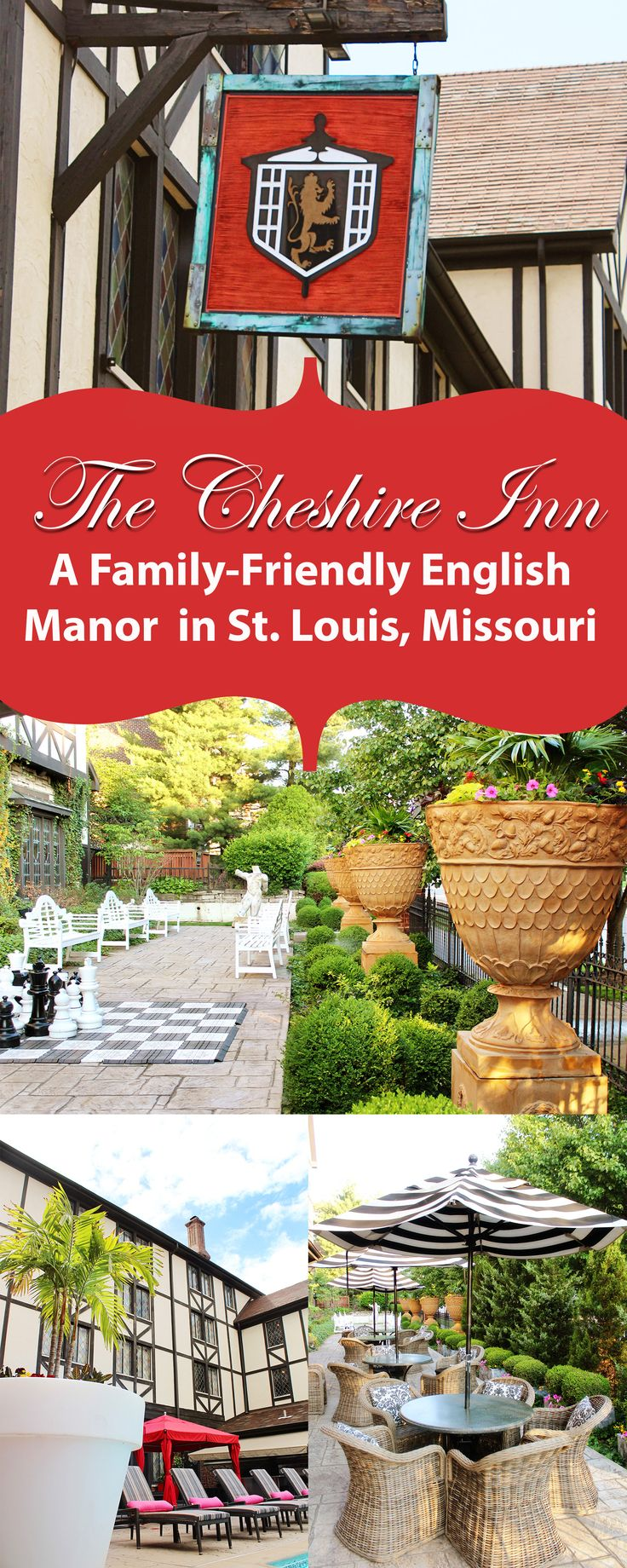 The Cheshire Inn - A review of this family friendly boutique hotel in St. Louis, Missouri