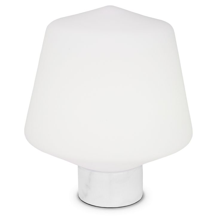 Modern and exciting glass table lamp designed by  Syrjälä