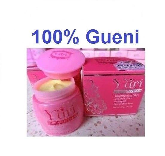 YURI Whitening body cream Ginseng Cream Lightening Body Face Facial Cream skin #Yuricream