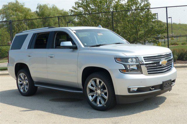 Chevrolet Tahoe Silver Glenview | Mitula Cars