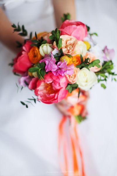 Bouquet da sposa primavera-estate 2015: dai colore alle tue nozze! Image: 15