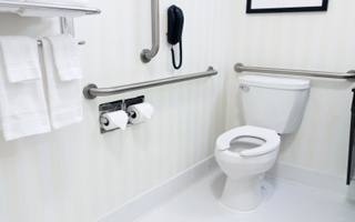 Good article on handicap accessible design repinned by sos for Bathroom designs elderly