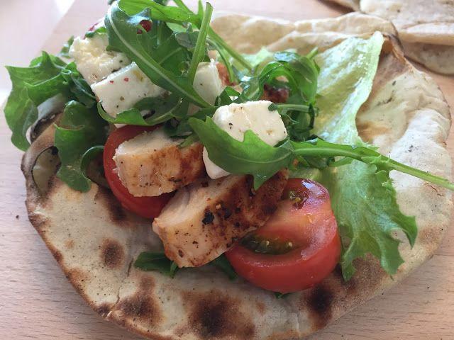 Voita ja Suolaa: Tortillalätyt MyPizza-uunilla
