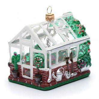 Invernaderoadorno vidrio soplado Árbol de Navidad   venta online en HOLYART