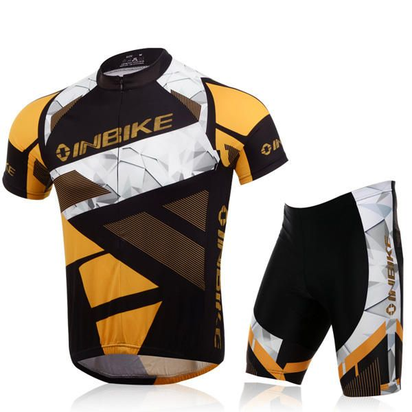 Juego Maillot + Culotte para Ciclista Ropa Ciclismo Camiseta Pantalon