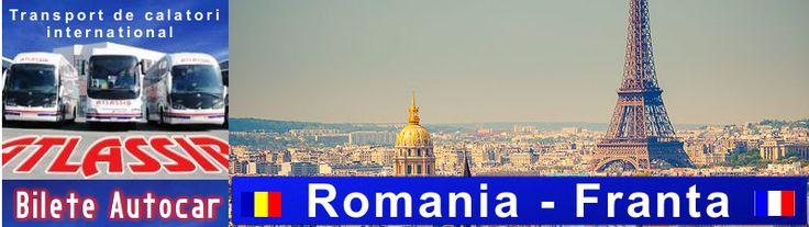 Bilete de Autocar Romania Franta, Bilete de Autocar Franta, Bilete de Autocar ParisFranta, Bilete de Autocar Bordeaux Franta, Bilete de Autocar Lyon Franta