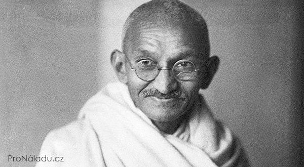 9 rad Mahátmy Gándhího s nimiž by se měl seznámit každý | ProNáladu.cz