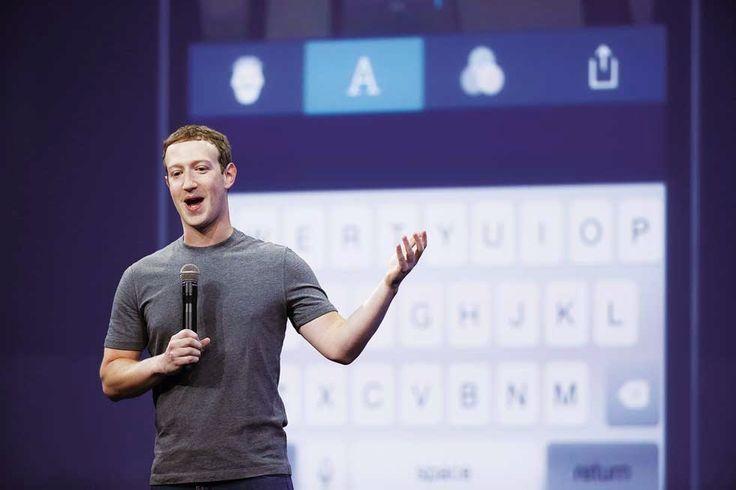 mykonos ticker: Και πλατφόρμα ειδήσεων το Facebook