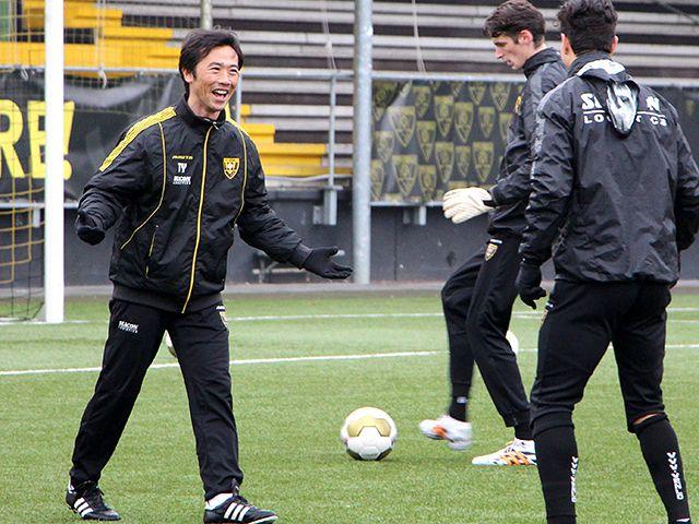 藤田俊哉、オランダで監督を目指す。日本との大きな差はキックの質とGK?(1/4) [欧州サッカーPRESS] - Number Web - ナンバー