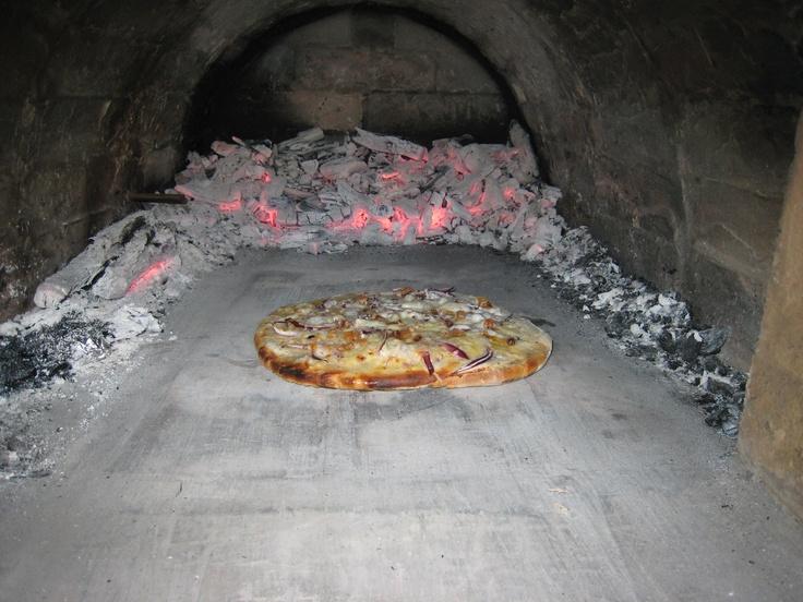 Így készül a kenyérlángos