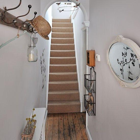 Neutral vintage style hallway | Decorating | housetohome.co.uk
