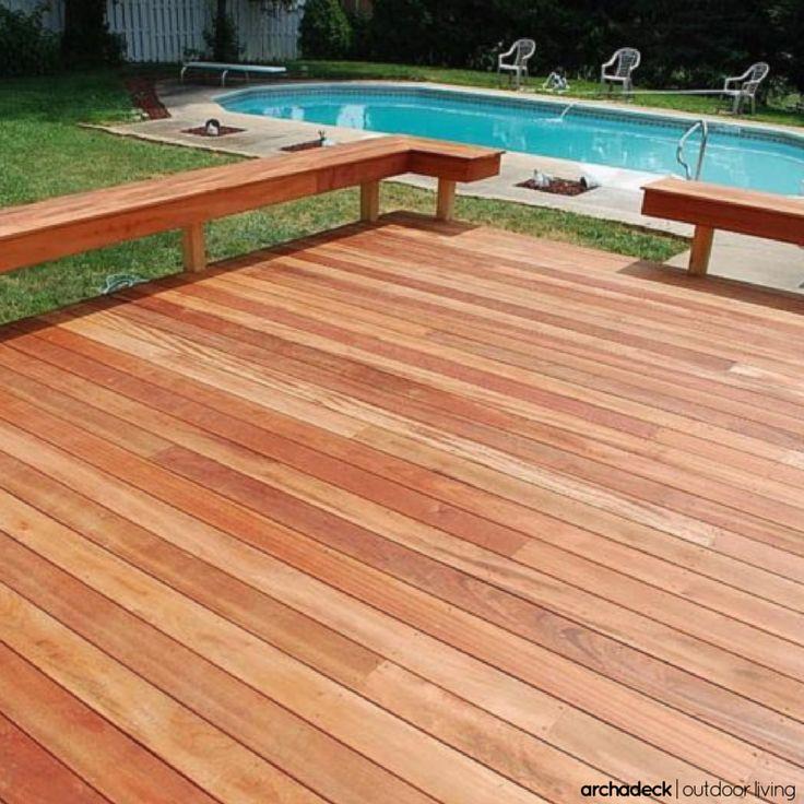 141 best deck design ideas for swimming pools hot tubs and spas images on pinterest deck design backyard ideas and swimming pools. beautiful ideas. Home Design Ideas