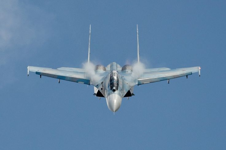 Sukhoi SU 27