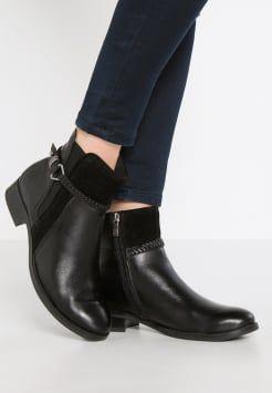 Caprice - Korte laarzen - black