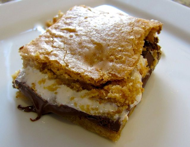 S'mores Bars -