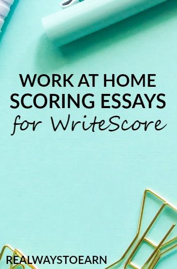 pearson job scoring essays Standardized test essay section scoring star star star star star i think it will be hard to find similar in future jobs pearson is the world's learning.