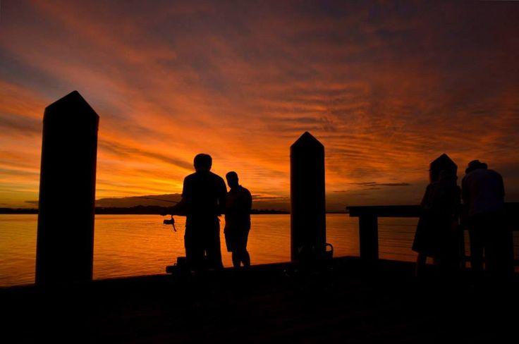 #BribieIsland. Photo by Craig Hinchcliff.