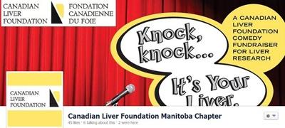 canadian liver foundation  https://www.facebook.com/CanadianLiverFoundationManitobaChapter?fref=ts