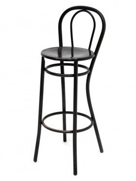 Tall Bistro Bar Stool