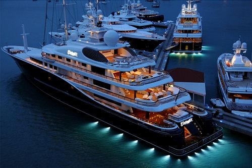 I guess I dont really have a section for yachts