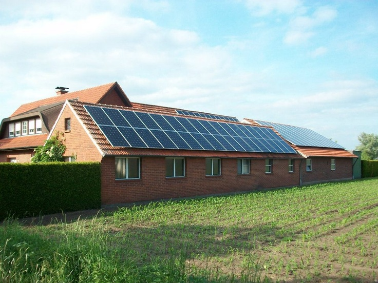 Agricultural Solar PV Installations    www.solar-enles.co.uk