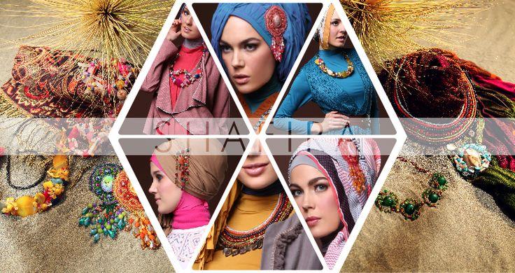 Tips Cantik Menggunakan Aksesoris Hijab