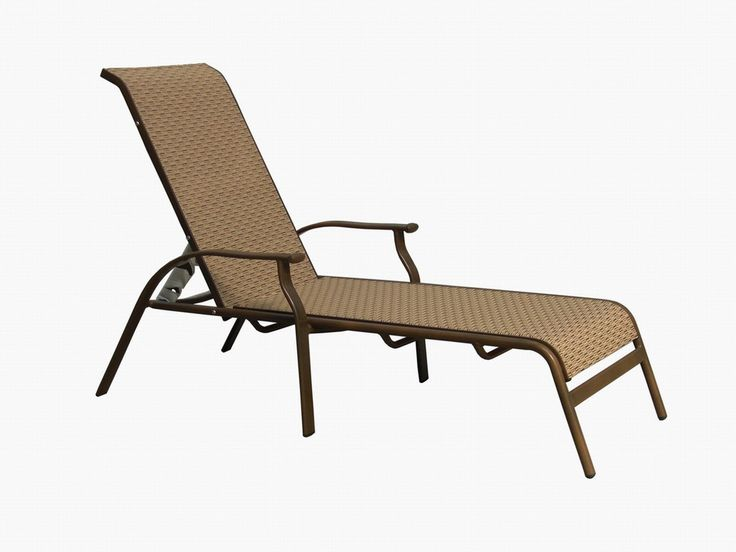 Panama Jack Island Breeze Stackable Sling Chaise Lounge, Espresso Finish. Relaxed, tropical-style piece finished in a powder coated espresso finish. Extruded Aluminum Frame with Twitchell fiber. Weather and UV resistant. Constructed of extruded aluminum frame will not rust. Stackable Design.